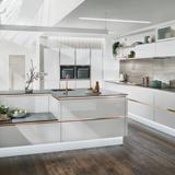 Attirant Gloss Kitchens