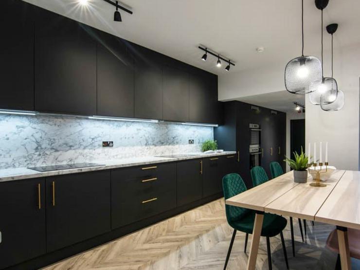 Black Kitchen Ideas Black Kitchen Inspiration Howdens
