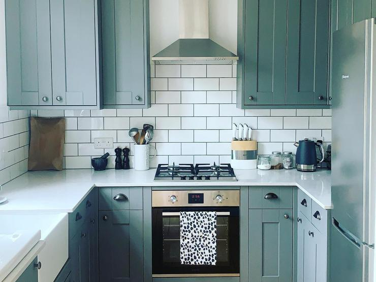 U Shaped Kitchen Ideas Designs Howdens