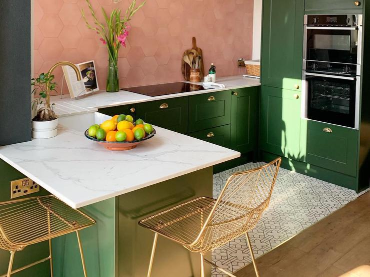 Green Kitchen Ideas Kitchen Colour Ideas Howdens