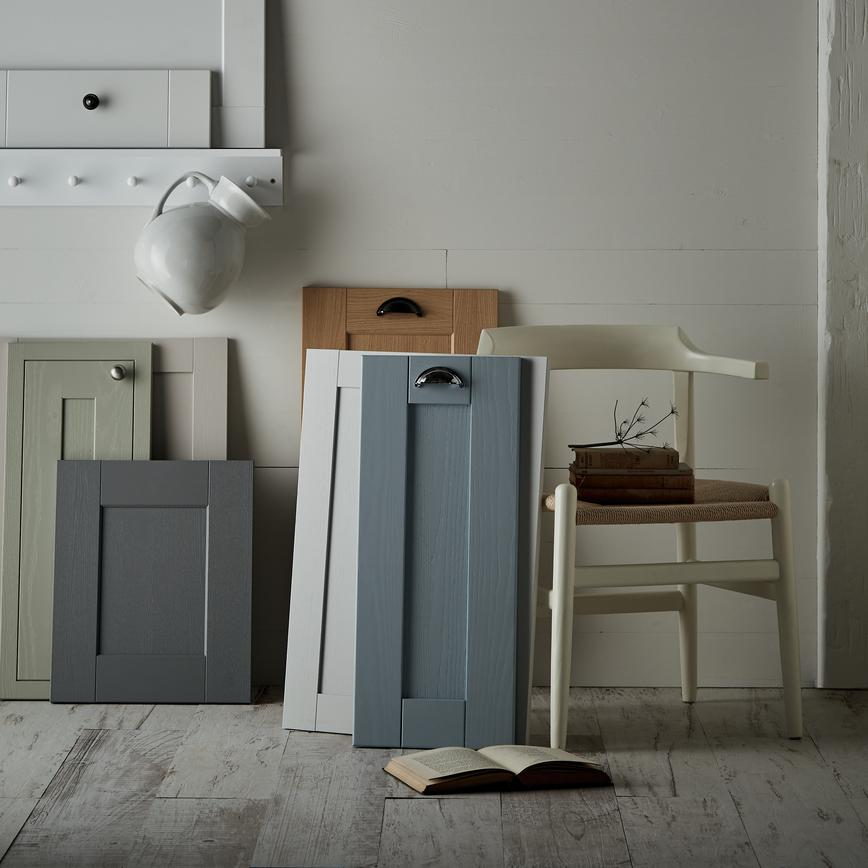 kitchen colours design guides howdens joinery