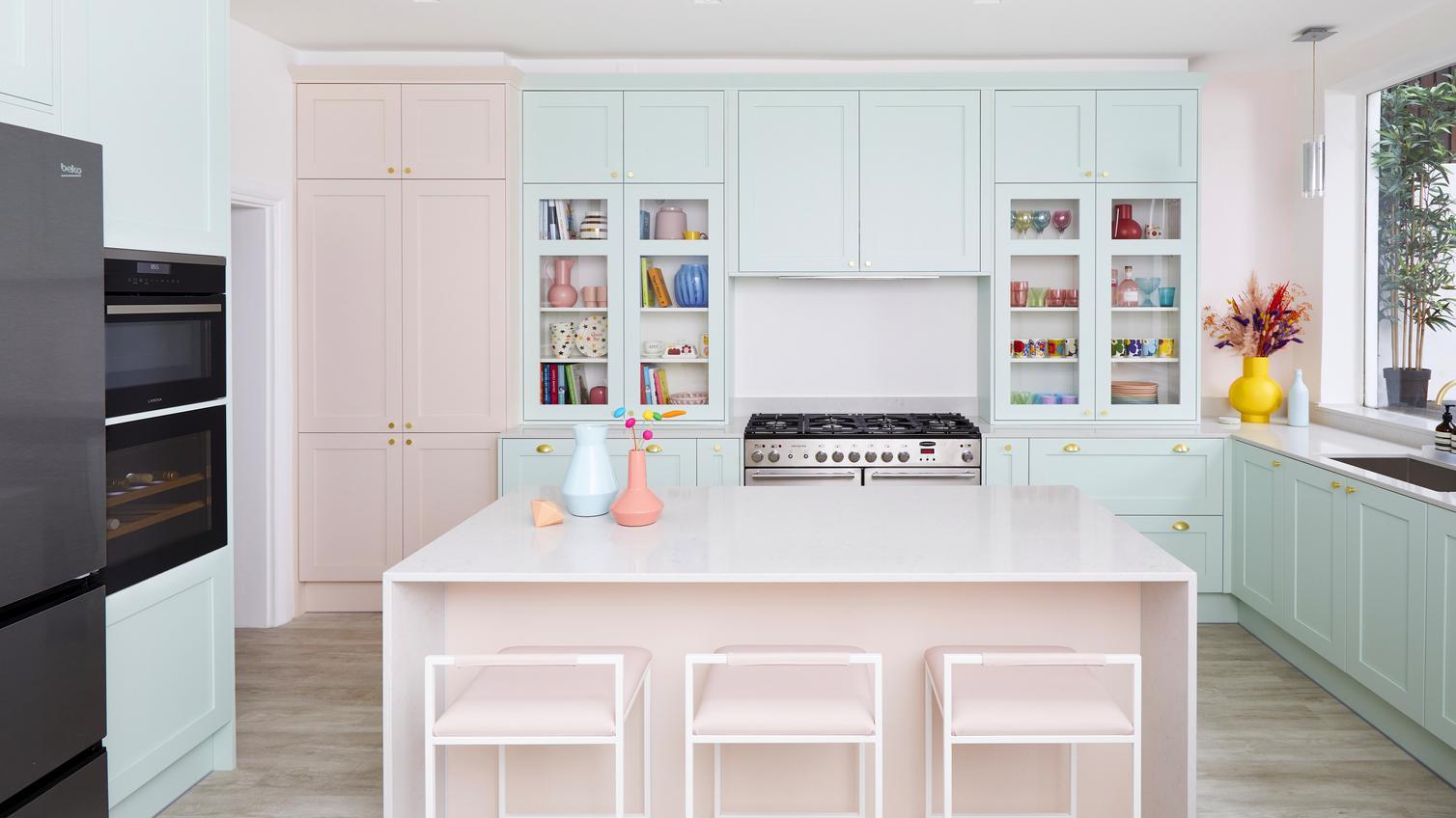 Painted Kitchen Ideas Kitchen Colour Ideas Howdens