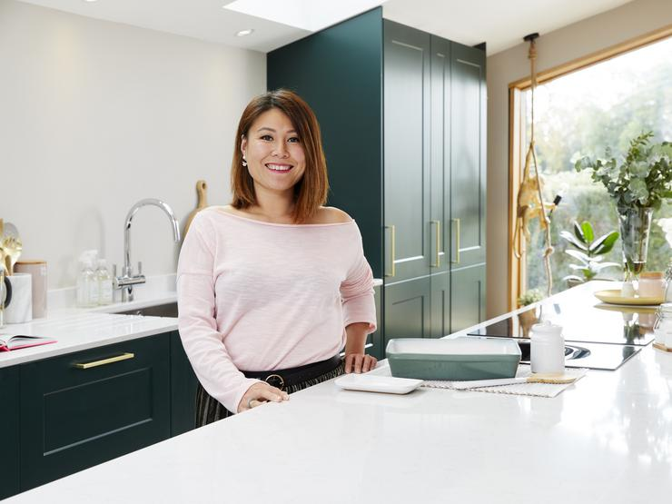 Ping Coombes finished kitchen 3