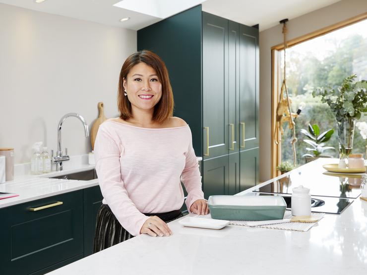 Ping Coombes finished kitchen 5