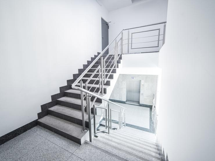 Stairwell Stock Image