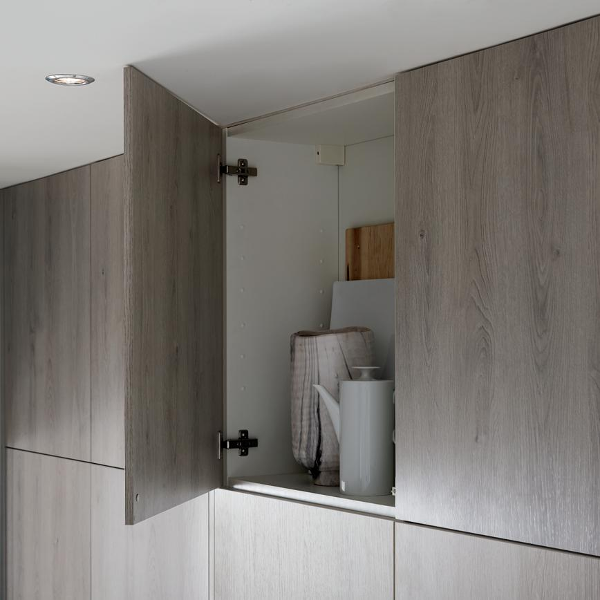 Greenwich Light Grey Oak Push Open Unit 1_RT1
