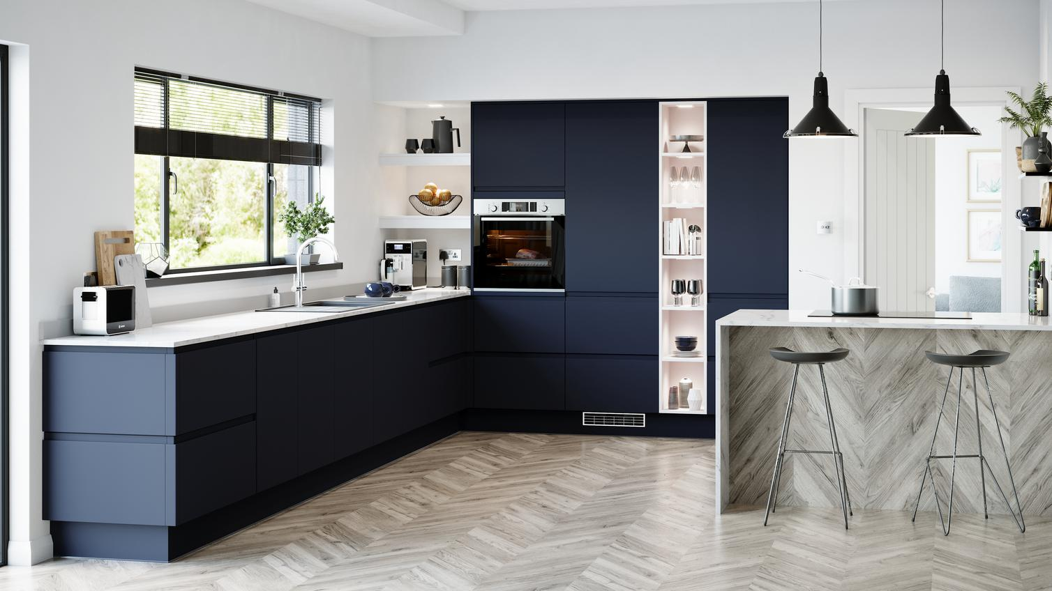 Awesome Kitchen Ideas Blue
