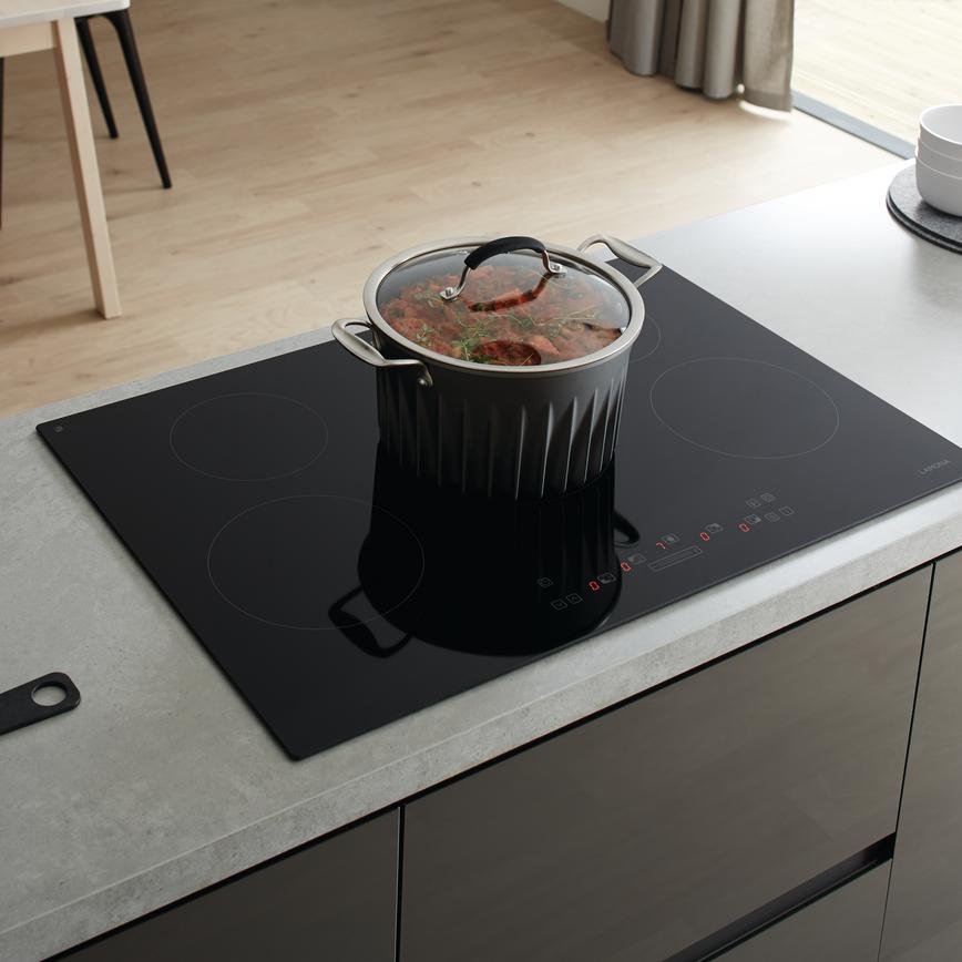 Clerkenwell Matt Slate Grey Hob 1 RT1