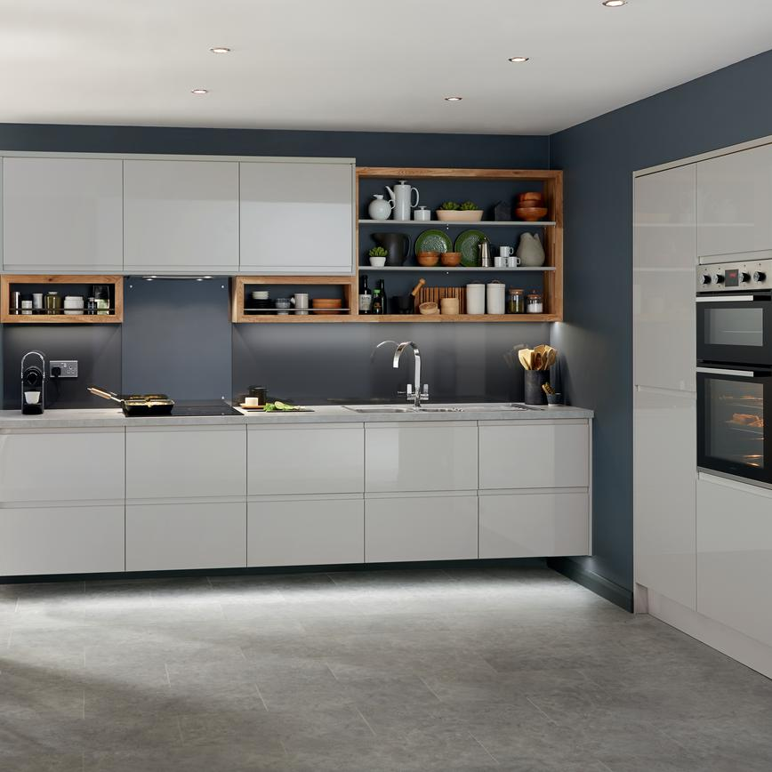 Grey Kitchens: Design Ideas & Inspiration