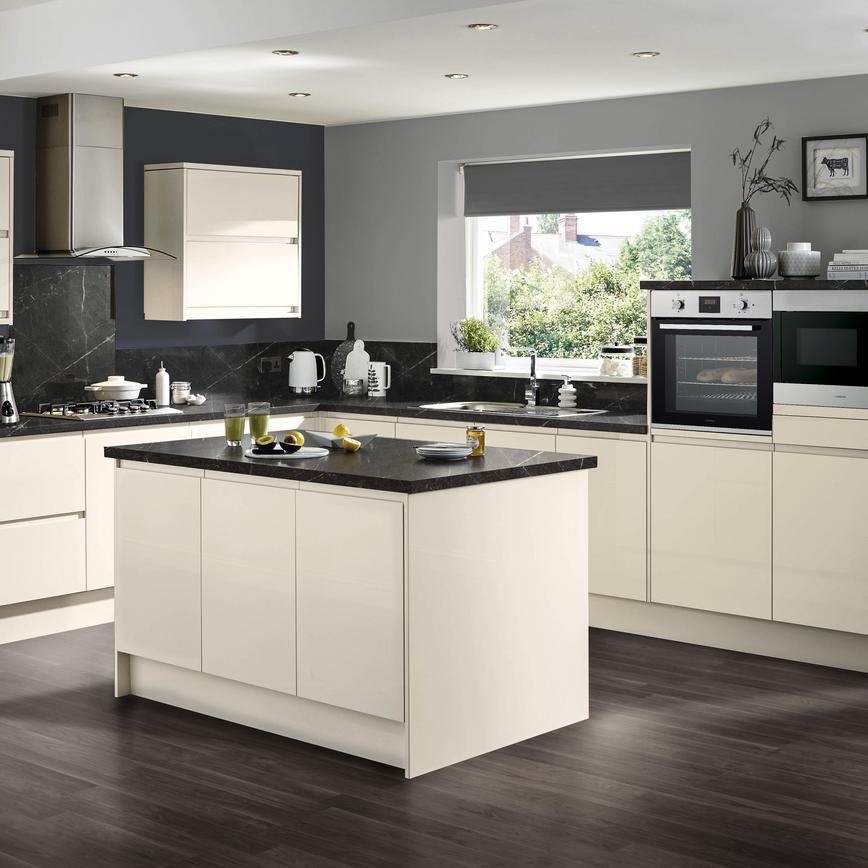 The Benefits Of An L Shaped Kitchen Design