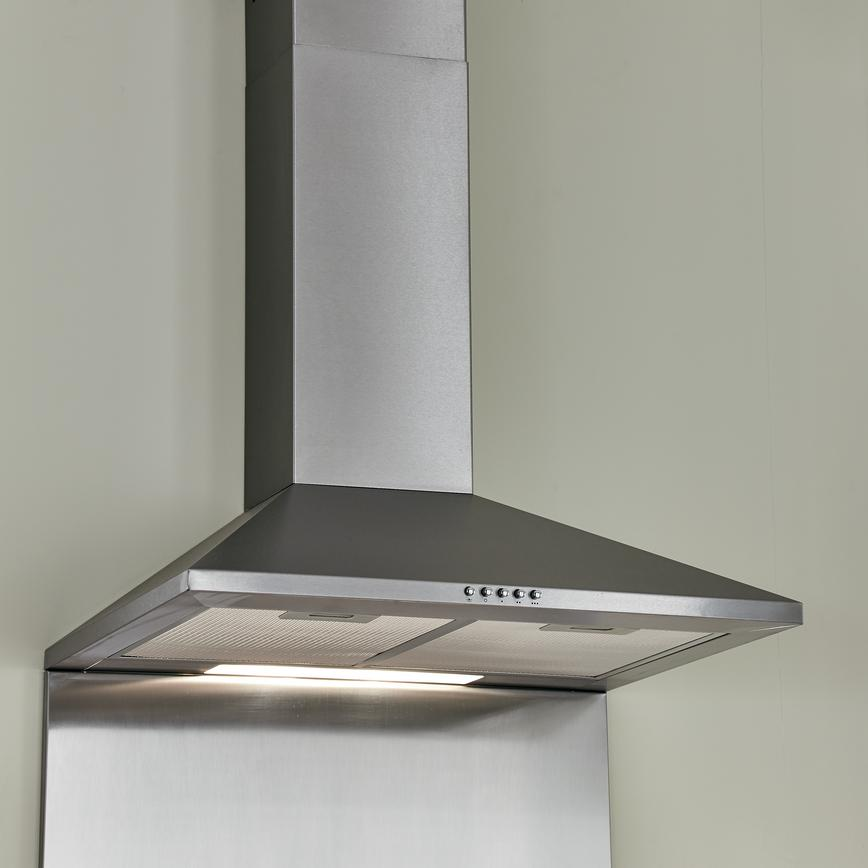 Lamona Stainless Steel Chimney Extractor