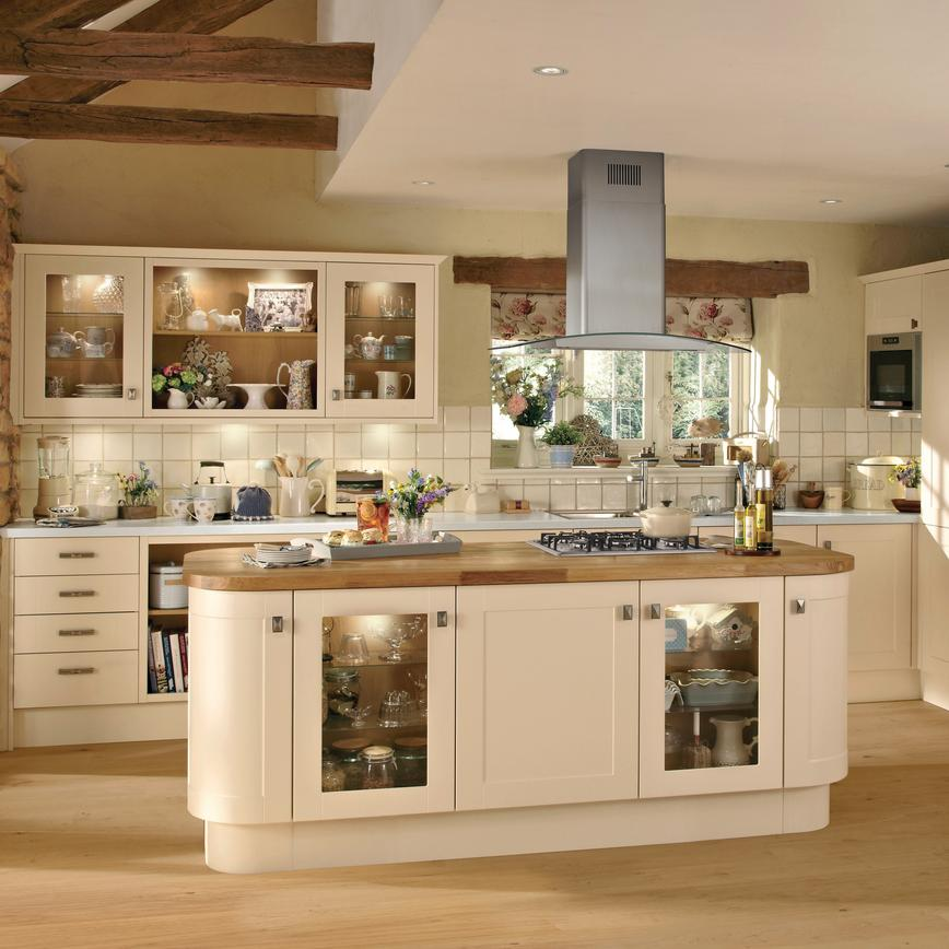 Cream Kitchens: Design Ideas & Inspiration | Howdens Joinery