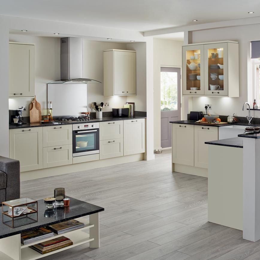 Cream Kitchen Doors: Cream Kitchens: Design Ideas & Inspiration