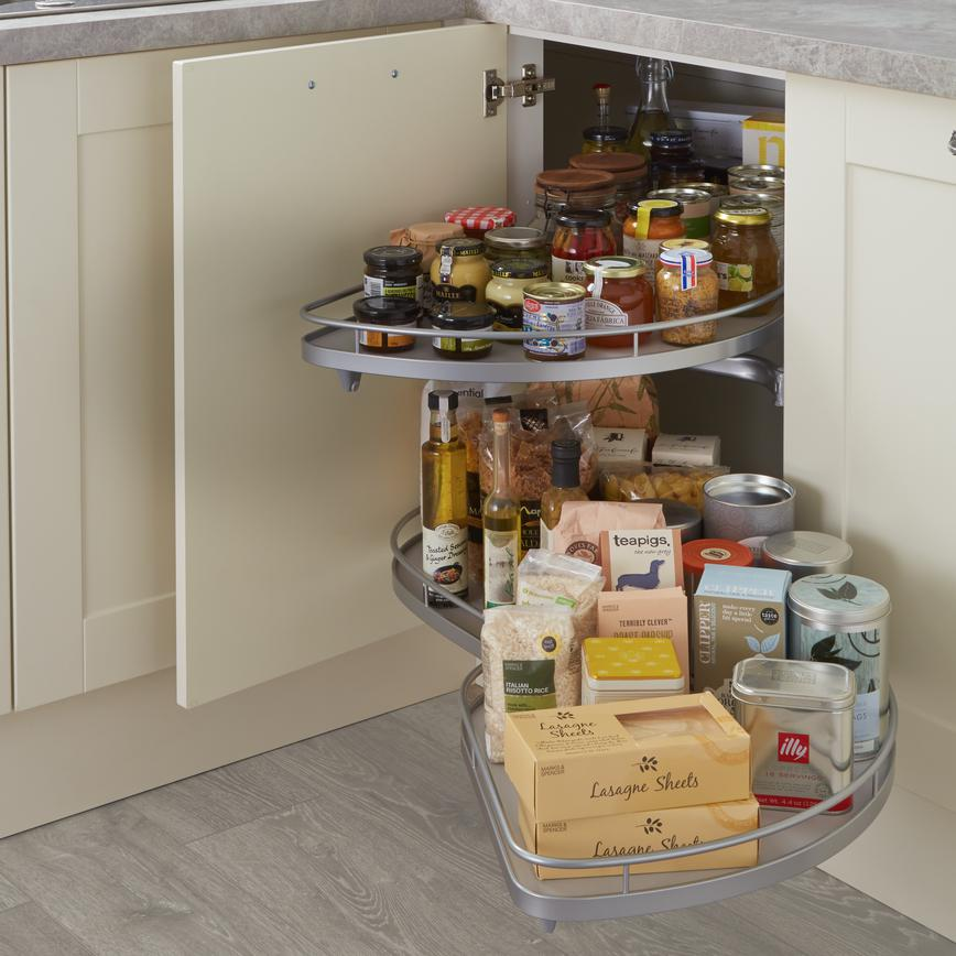 10 Kitchen And Home Decor Items Every 20 Something Needs: Full Extension Corner Storage Unit