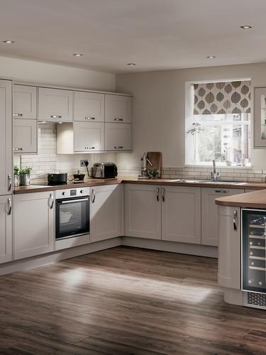 Burford Cashmere Kitchen Fitted Kitchens Howdens