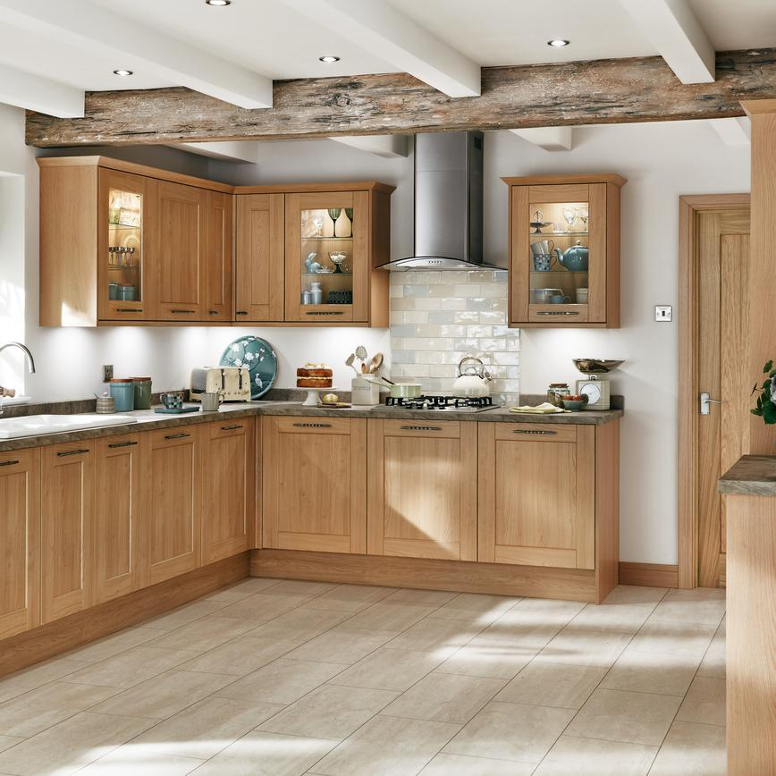 Kitchen Lighting Howdens: How To Design A Traditional Kitchen