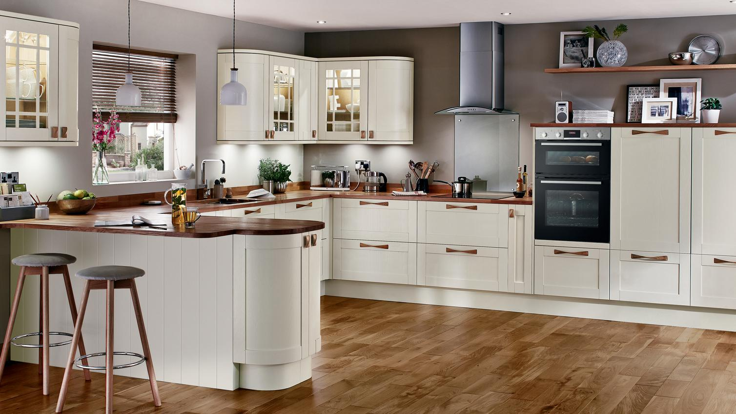 Genial Tewkesbury Antique White Kitchen | Fitted Kitchens | Howdens