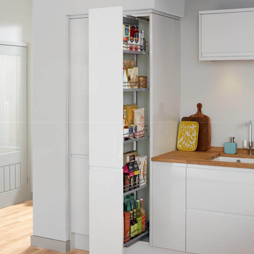 Upgrade Full-Height Pull Out Larder