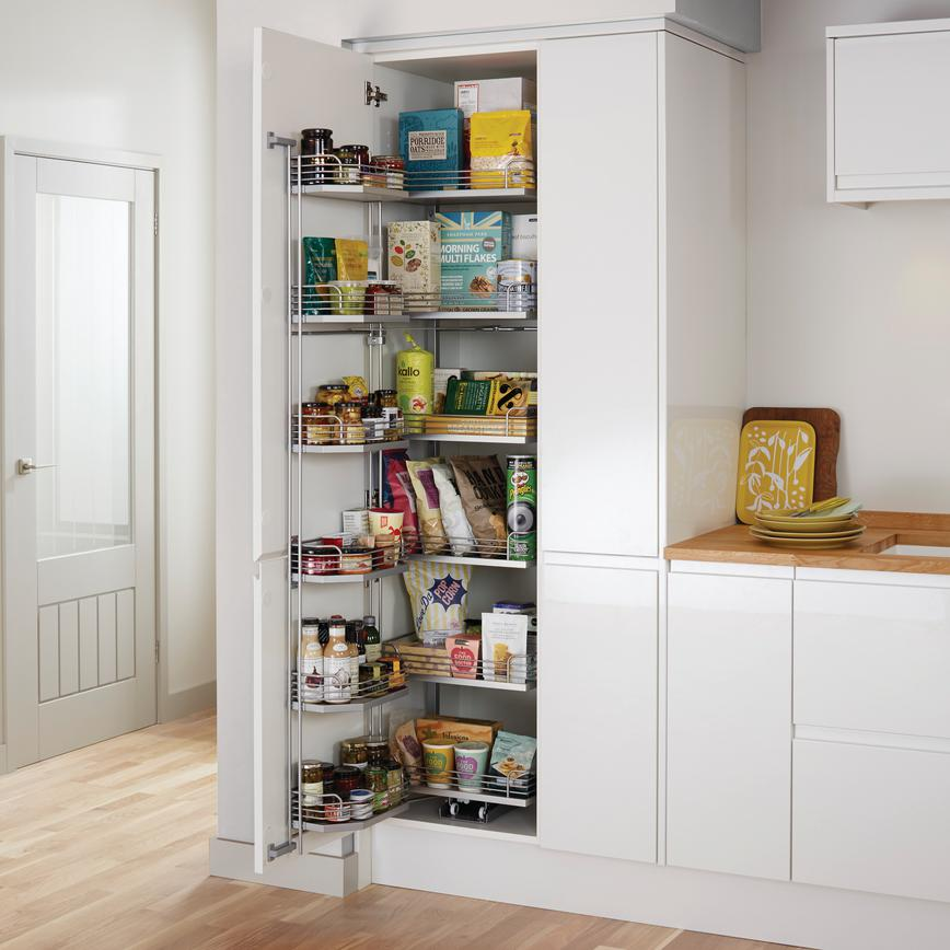 Full-Height Pull And Swing Larder Accessory