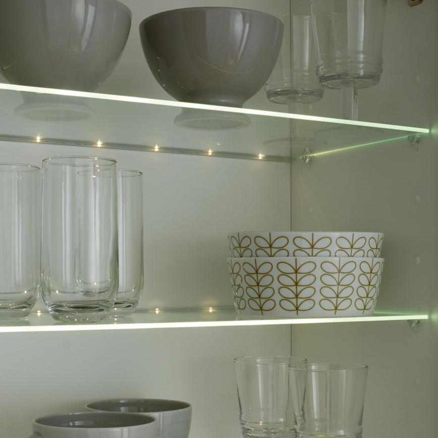 LED Clip-On Shelf Lights