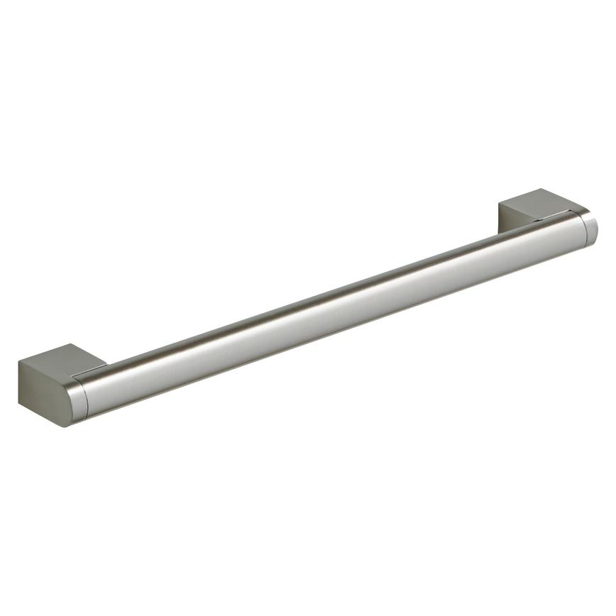 Nickel Bar Cupboard Handle
