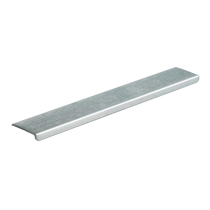 Brushed Steel Effect Slimline Profile Bar Handle