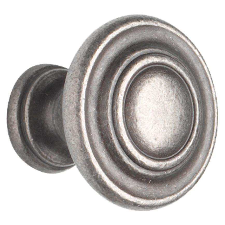 Classic Pewter Effect Knob