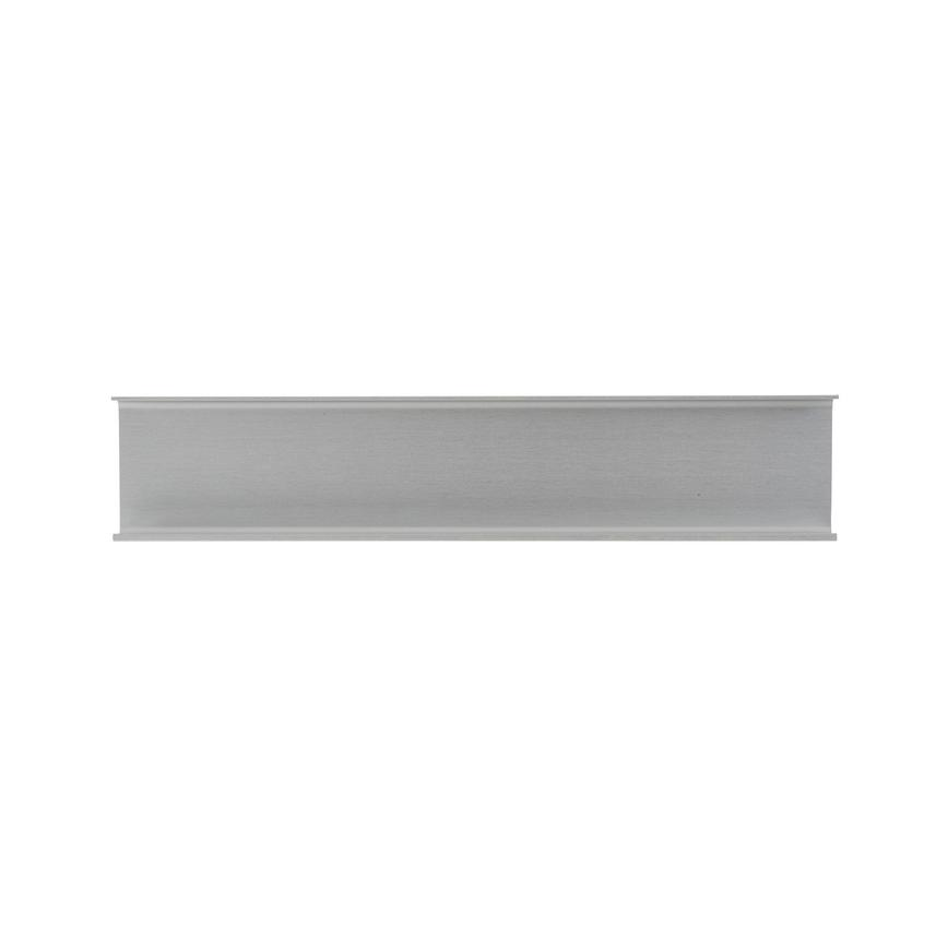 Aluminium worktop profile for Howdens handleless kitchens
