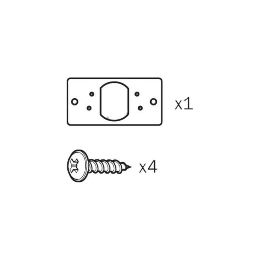 Cabinet Hinge Repair Kit