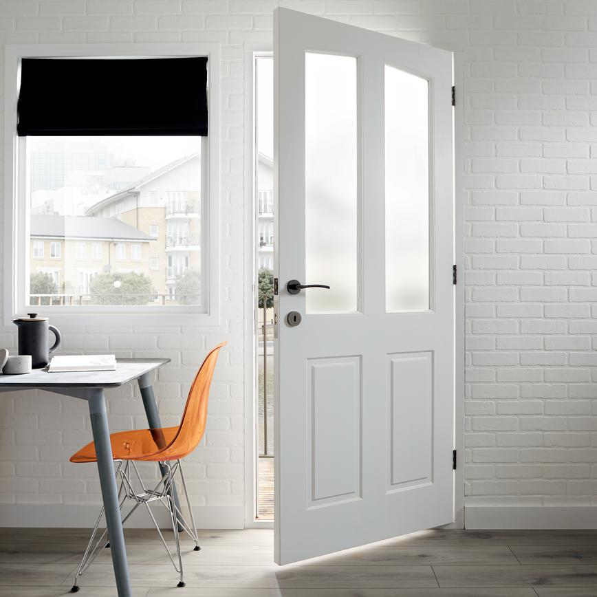 Greenwich Super Matt Graphite Joinery Door 2 RT1