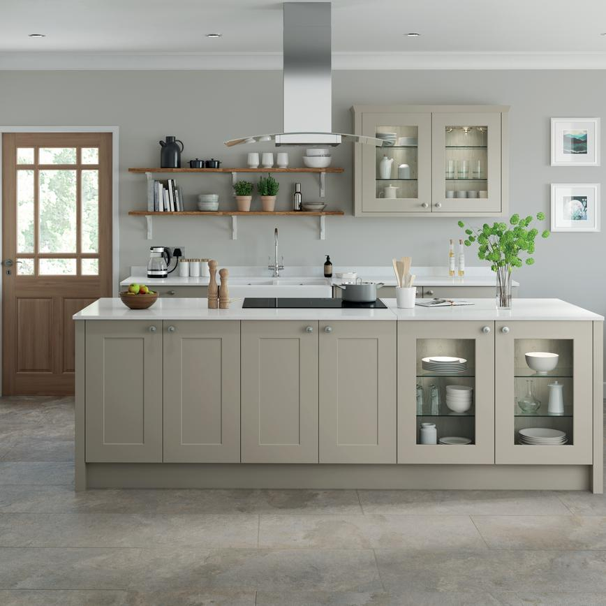 Cream Kitchens Design Ideas Amp Inspiration Howdens Joinery