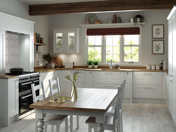 White Kitchen Ideas | Howdens Joinery