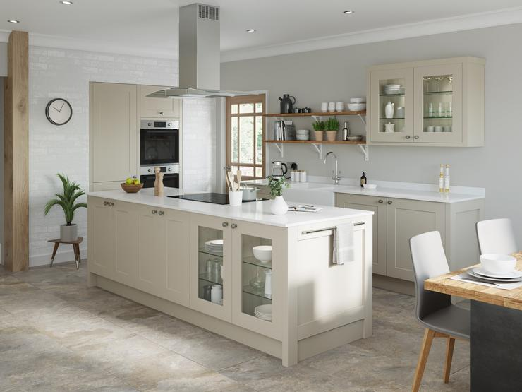 Cream Kitchen Ideas Cream Kitchen Designs Howdens