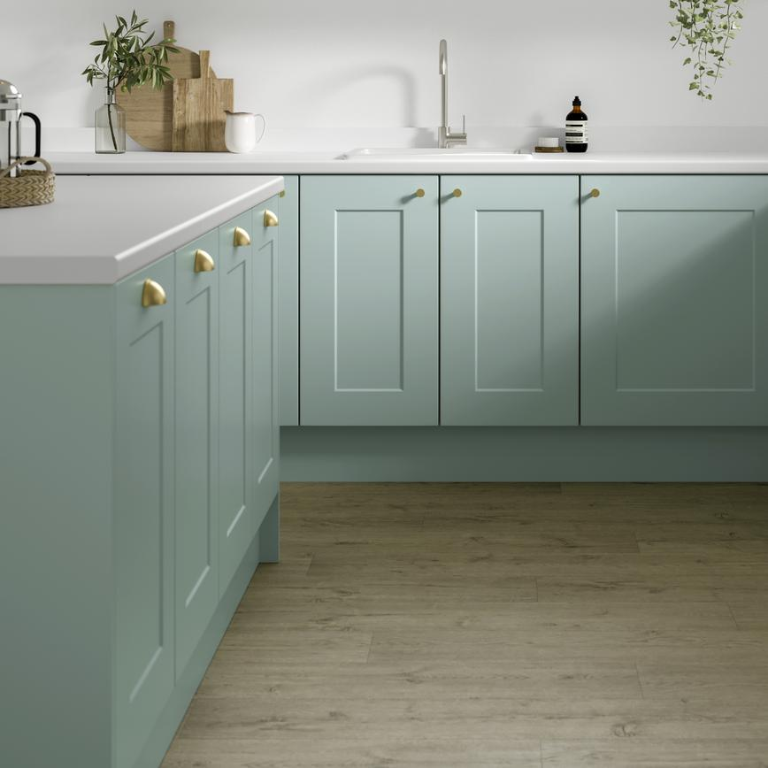 Chelford Paintable in Aqua