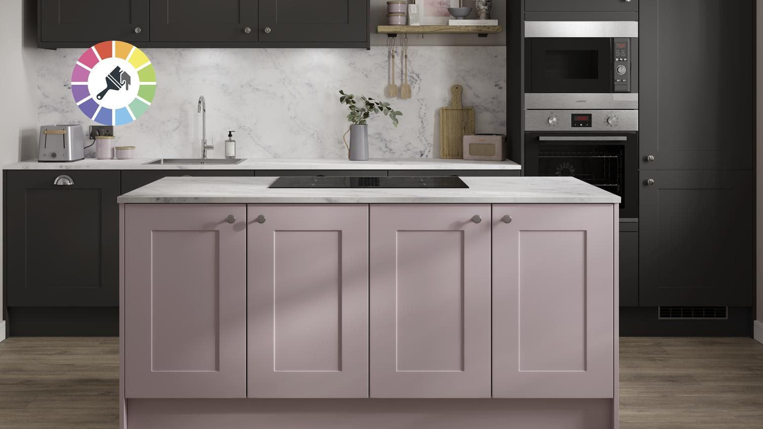Chelford Paintable Kitchen Fitted Kitchens Howdens