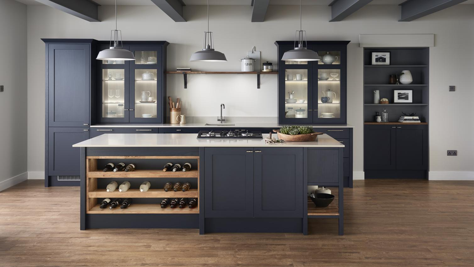 Shaker Kitchen Ideas Kitchen Inspiration Howdens