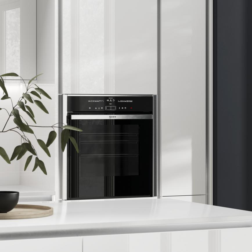 Hockley Mirror Gloss White Oven