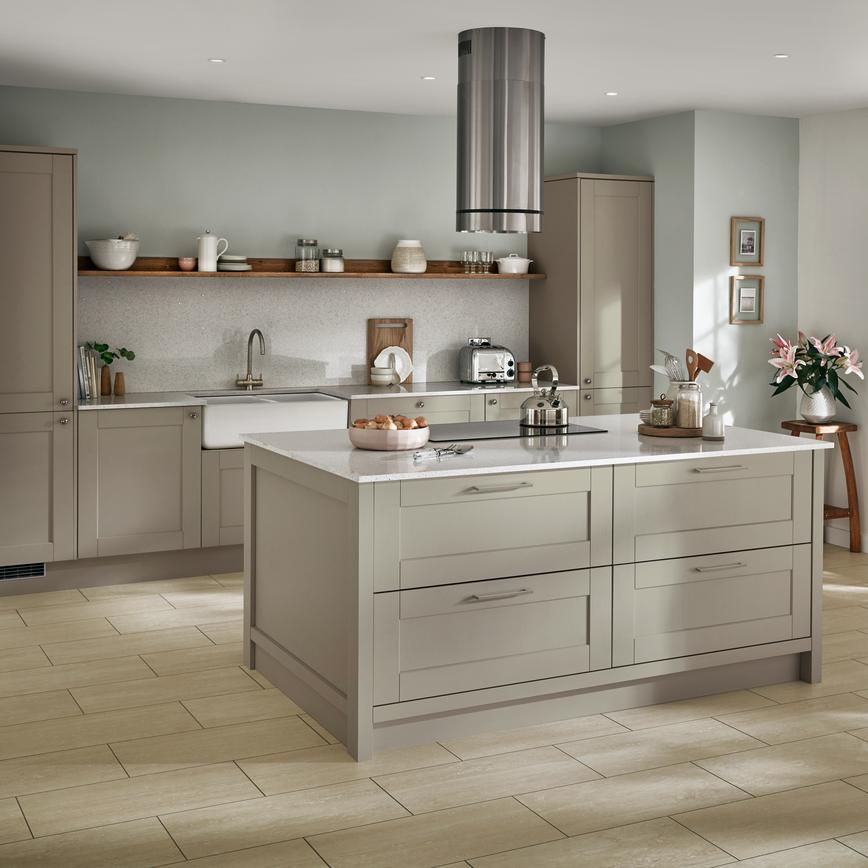 What Is A Shaker Kitchen | Howdens Joinery