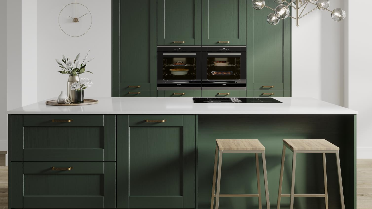 Green Kitchen Ideas Kitchen Colour Ideas Howdens