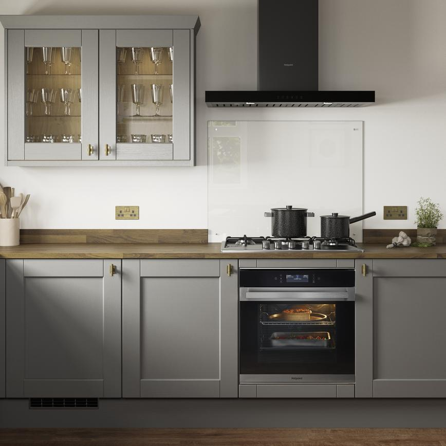 Fairford Slate Grey Cooking area