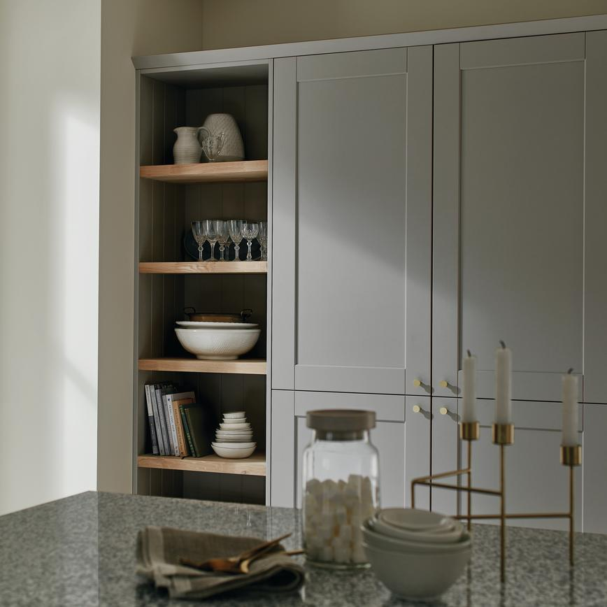 Fairford Grey Howdens Joinery