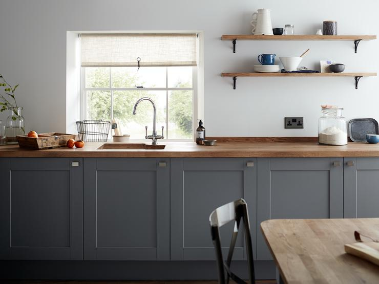 how to design a traditional kitchen howdens joinery
