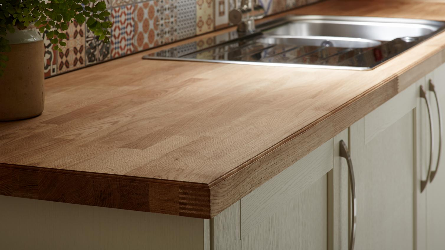 Allendale Antique White Worktop 1 RT_RT1