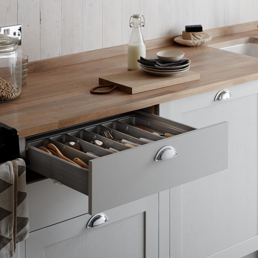 Allendale Dove Grey Howdens Joinery