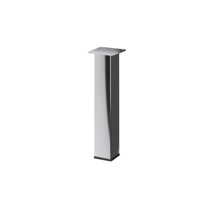 Decorative Chrome Bathroom Leg