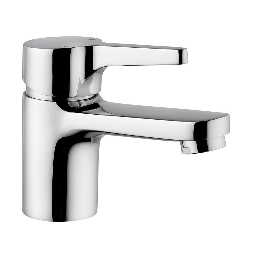 Chrome Cloakroom Tap + Waste Kit