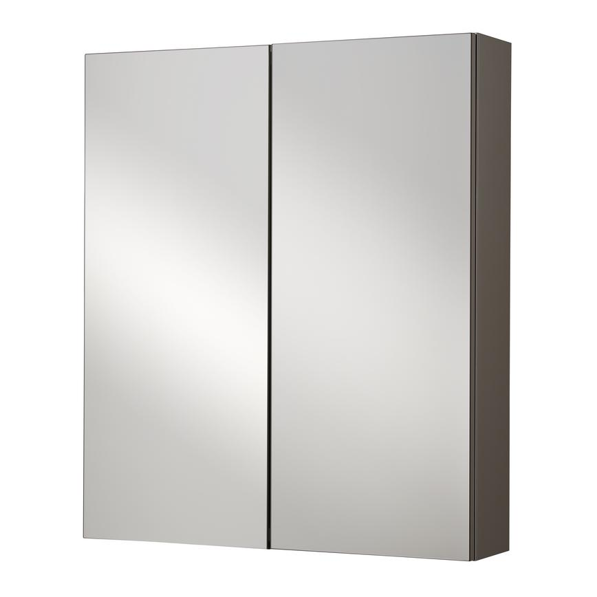 2 Door Mirror Cabinet 600mm and 800mm