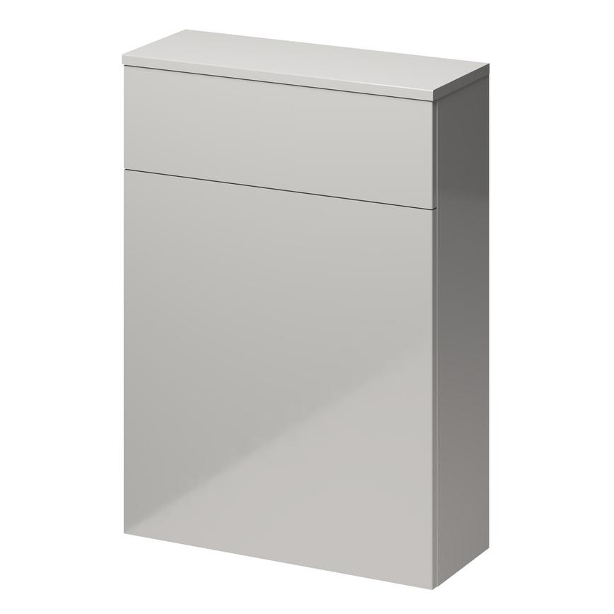 Cistern Unit - Dove Grey