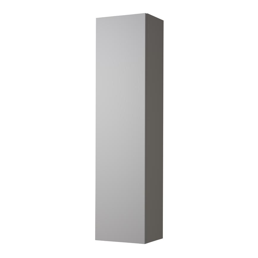 Tall Wall Unit - Gloss Dove Grey