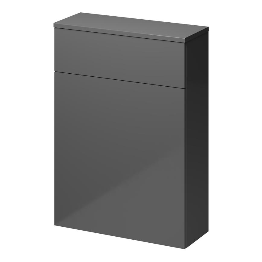 Cistern Unit - Gloss Graphite